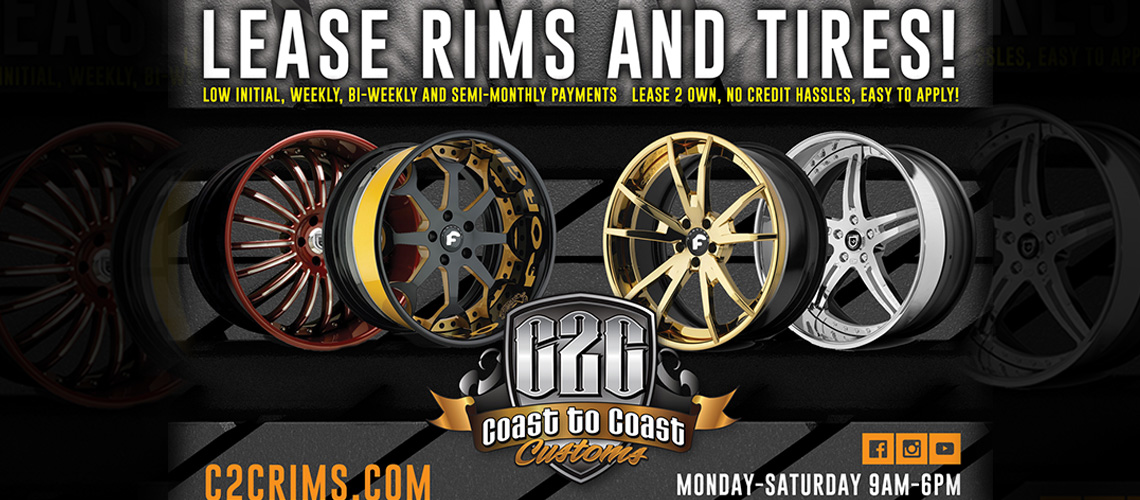 Coast 2 Tires And Wheels